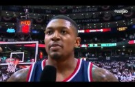 Bradley Beal says Raptors think the Wizards are 'Punks' during interview
