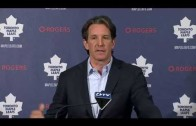 Brendan Shanahan press conference on Maple Leafs changes