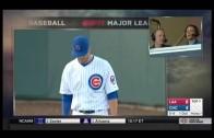 Cubs GM Theo Epstein & Curt Schilling debate over Kris Bryant demotion