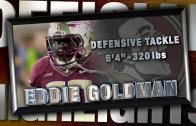 Fanatics View Draft Profile: Eddie Goldman (DT – Florida State)