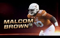 Fanatics View Draft Profile: Malcolm Brown (DT – Texas)