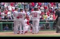 Hanley Ramirez smashes a grandslam vs. Phillies