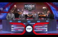 """Inside The NBA pranks Shaq for April Fools with """"Best Centers"""" list"""