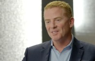 Jason Garrett on franchising Dez Bryant, Greg Hardy and Adrian Peterson