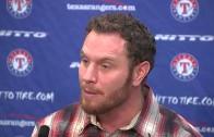 Josh Hamilton says he wishes he never left the Texas Rangers