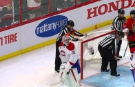 Senators fans furious after blown call