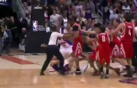Shaquille O'Neal & Tracy McGrady reminisce on scuffle incident