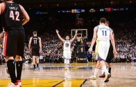 Stephen Curry breaks NBA record with 273rd 3-Pointer of Season