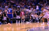 Tim Hardaway Jr. knocks down game winner for the Knicks