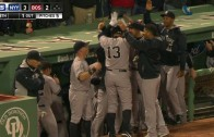 A-Rod ties Willie Mays with home run No. 660