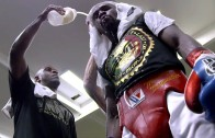An inside look at Floyd Mayweather's work ethic & training