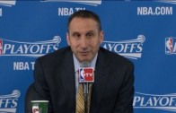 Cavs coach David Blatt says he almost blew it