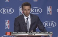 Stephen Curry MVP Press Conference (Full Press Conference)