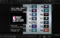 The Top 3 Picks of the 2015 NBA Draft Lottery
