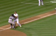 White Sox execute great relay to end game