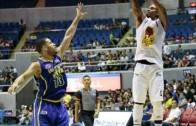 Alley Oop dunk by Japeth Aguilar of Ginebra (PBA Basketball)