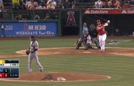 Albert Pujols smokes his 2nd homer of the game & 23rd on the season