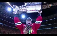 The Chicago Blackhawks are 2015 Stanley Cup Champions
