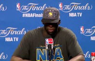 Draymond Green says Andre Iguodala saved the Warriors Season