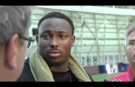 LeSean McCoy hostile with reporters in regards to Chip Kelly