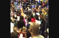 Lil' Wayne tries to fight a Basketball Referee at Charity Basketball Game