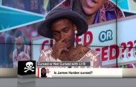 """Rapper """"Lil B"""" says he cursed Kevin Durant & James Harden!"""