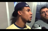 Carlos Gomez emotional about leaving the Milwaukee Brewers