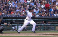 J.D. Martinez clubs colossal homer to center for his 27th shot