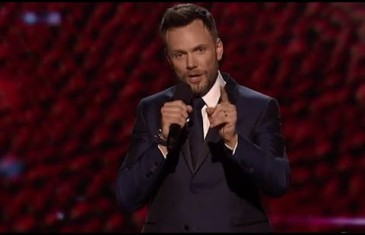 Joel McHale hilarious opening monologue at the 2015 ESPYS