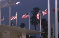 Knowledge: Vin Scully shares facts & history about Stars and Stripes