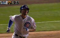 Kris Bryant walks it off for the Cubs with a two-run homer