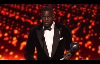 LeBron James wins Best Championship Performance at the 2015 ESPYS