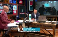 Lou Williams on why he left the Toronto Raptors for Los Angeles Lakers