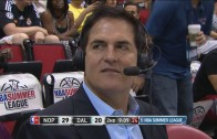 Mark Cuban dismisses DeAndre Jordan & talks Mavs off-season
