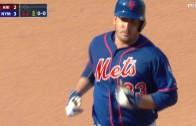 Matt Harvey crushes first MLB homer for the lead
