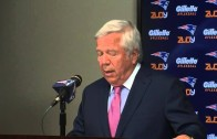Patriots owner Robert Kraft blasts NFL for upholding Brady punishment