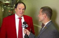 Pete Rose interview after returning to Cincinnati for the All-Star Game