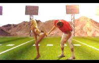 "Rob Gronkowski & Charlotte McKinney reenact ""Gronking to Remember"" erotic writing"