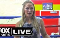 Ronda Rousey responds to Cardale Jones' flirtatious tweets