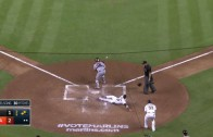 Speed Kills: Dee Gordon hits 3-run inside-the-parker
