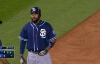 Matt Kemp records first cycle in Padres franchise history