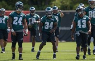 No Brotherly Love: Philadelphia Eagles play Drake's Meek Mill diss track
