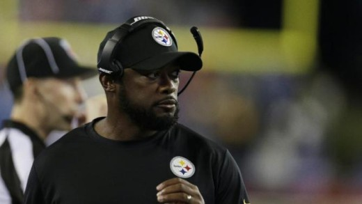 """""""Radio Gate"""" Shit Storm: Mike Tomlin says Steelers communications feed was Patriots radio broadcast!"""