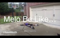 """""""Carmelo Anthony be like"""" by Brandon Armstrong"""