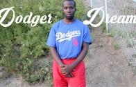 Dodger Dreams: Cuban baseball player has slept outside Dodger stadium for weeks