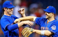No Love: David Wright snubs Matt Harvey of a handshake