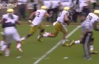 Notre Dame scores impressive TD on fake field goal