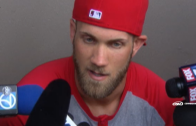 """A Look Back: Bryce Harper says """"where's my ring?"""" in spring training"""