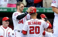 Ian Desmond gets emotional over potential last game as a National