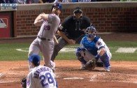 Daniel Murphy hits homer for fifth straight game